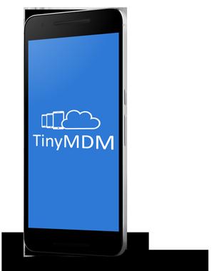 smartphone tinyMDM