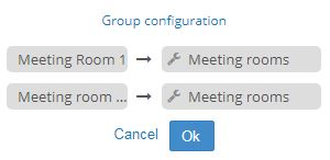 group configuration