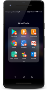 work-profile-android