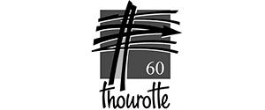 Thourotte Logo