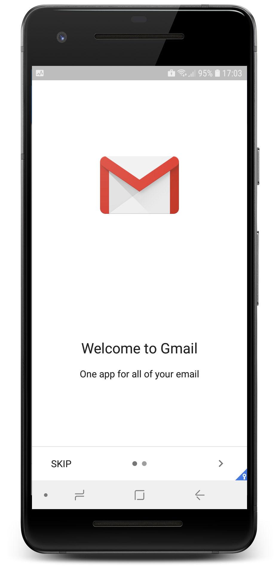 configure gmail