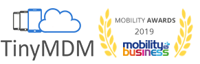 Logo TinyMDM Mobility awards