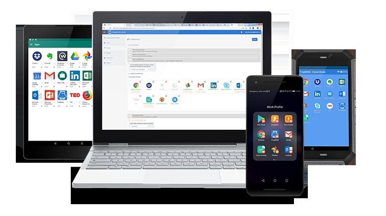 TinyMDM multi devices
