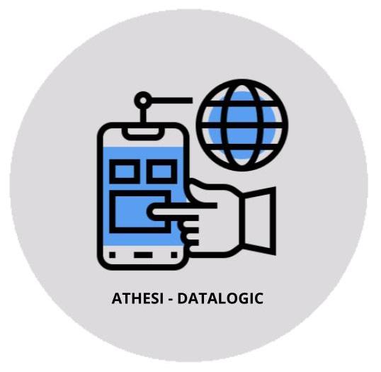 Remote control Athesi Datalogic